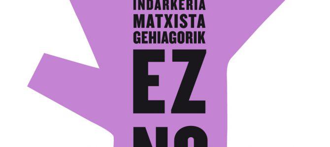 BANDO #25N #DÍA INTERNACIONAL CONTRA LA VIOLENCIA HACIA LAS MUJERES